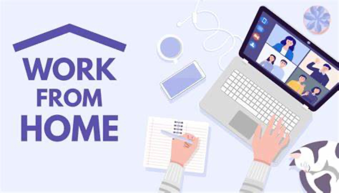 The Adventures of Working From Home